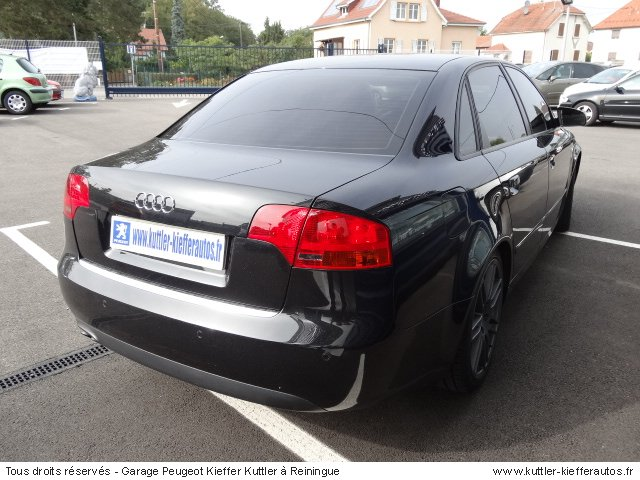 audi a4 1 9 tdi 116cv advanced edition 2007 occasion auto audi a4. Black Bedroom Furniture Sets. Home Design Ideas