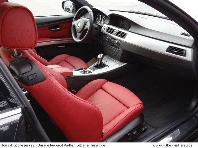 BMW 335 I COUPE SPORT DESIGN BVA DKG 2010 - Voiture d'occasion