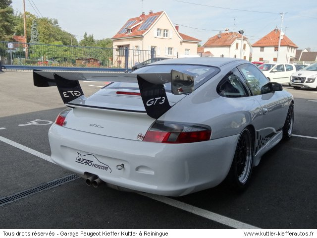 porsche 996 gt3 cup 2000 occasion auto porsche 996. Black Bedroom Furniture Sets. Home Design Ideas