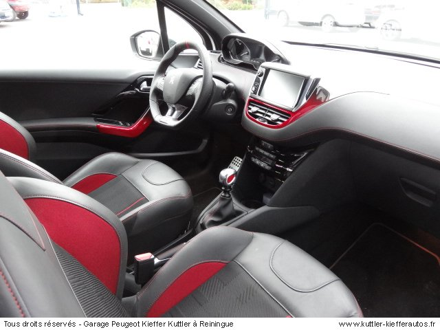 PEUGEOT 208 GTI . 2013 - Voiture d'occasion