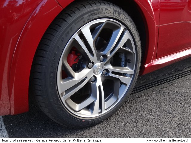 PEUGEOT 208 GTI . 2014 - Voiture d'occasion