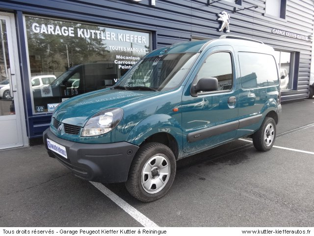 renault kangoo 4x4 dci 2005 occasion auto renault kangoo. Black Bedroom Furniture Sets. Home Design Ideas