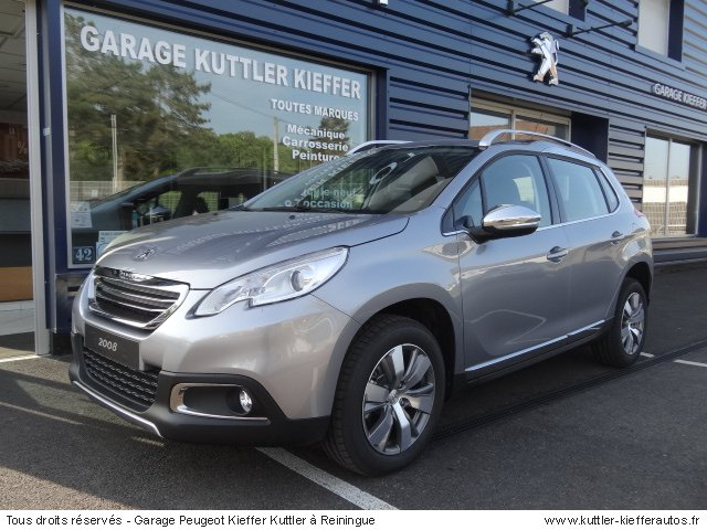 peugeot 2008 occasion 2014