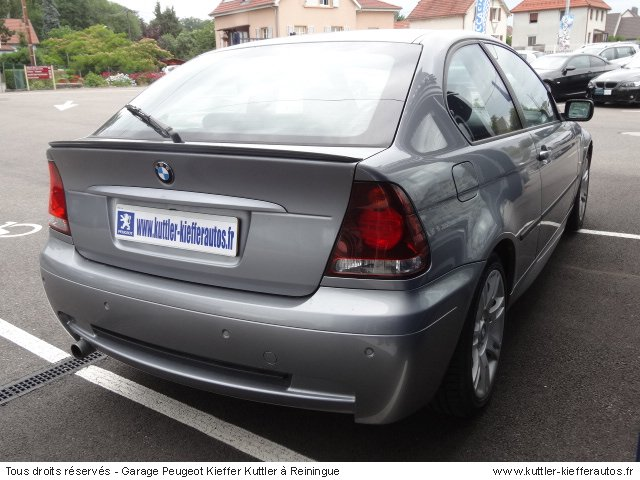 BMW 316 I COMPACT PACK M 2004 - Voiture d'occasion