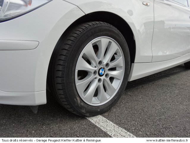 BMW 116 D CONFORT 2011 - Voiture d'occasion