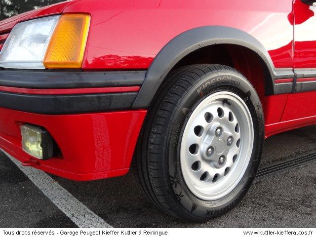 PEUGEOT 205 GTI 1.6L 115CV 1990 - Voiture d'occasion