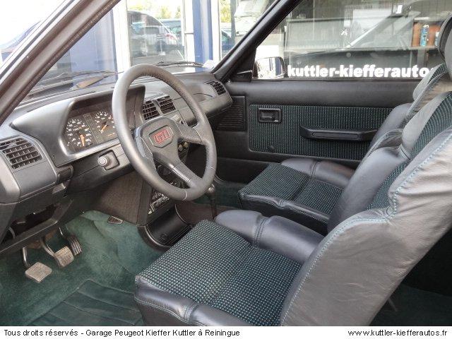 PEUGEOT 205 GTI 1.9L 122CV 1994 - Voiture d'occasion