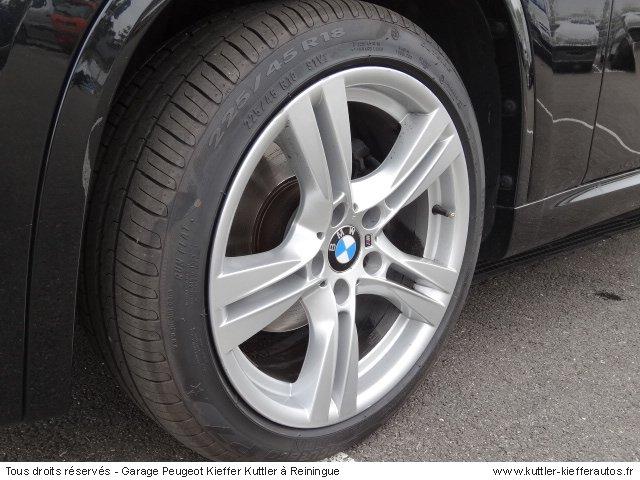 BMW X1 SDRIVE 20 DA 2012 - Voiture d'occasion