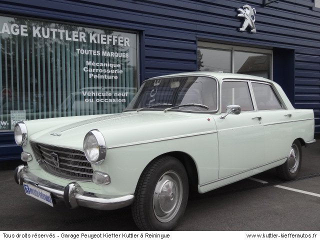 PEUGEOT 404 BERLINE 1961 - Voiture d'occasion