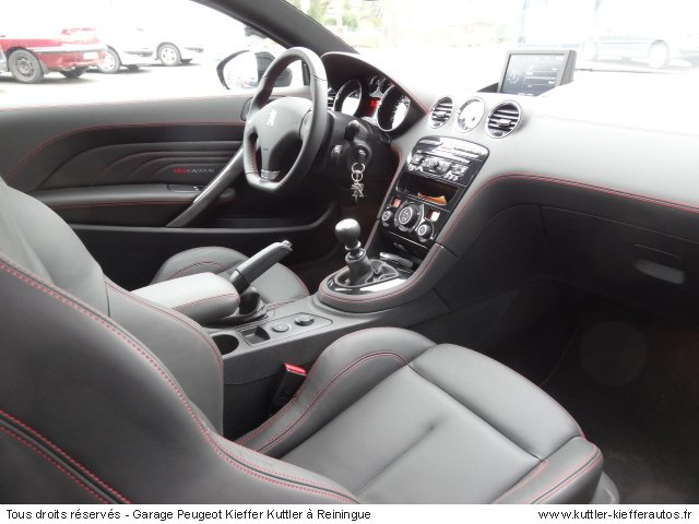 PEUGEOT RCZ HDI 163CV RED CARBON 2014 - Voiture d'occasion