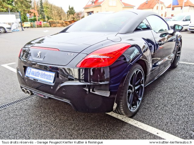peugeot rcz hdi 163cv red carbon 2014 occasion auto peugeot rcz hdi 163cv. Black Bedroom Furniture Sets. Home Design Ideas