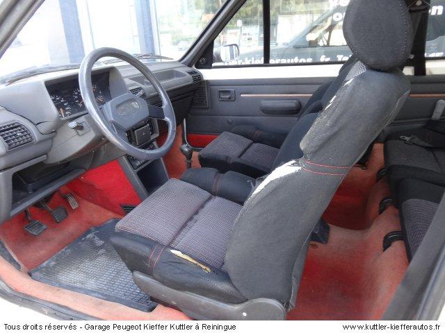 PEUGEOT 205 GTI CTI 1.6L 115 CV 1987 - Voiture d'occasion