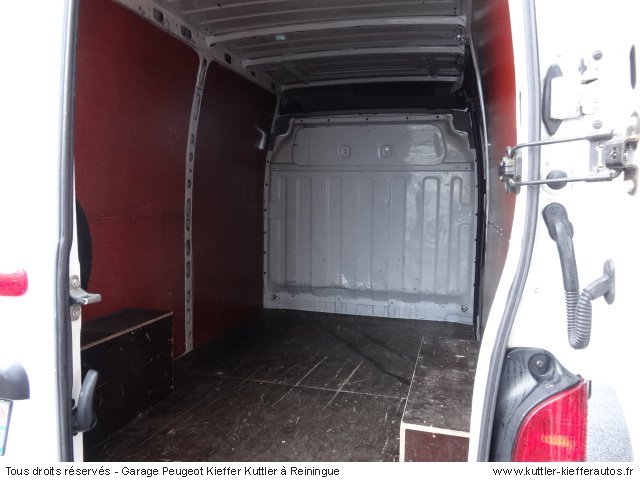 RENAULT MASTER DCI 120 CV 2007 - Voiture d'occasion