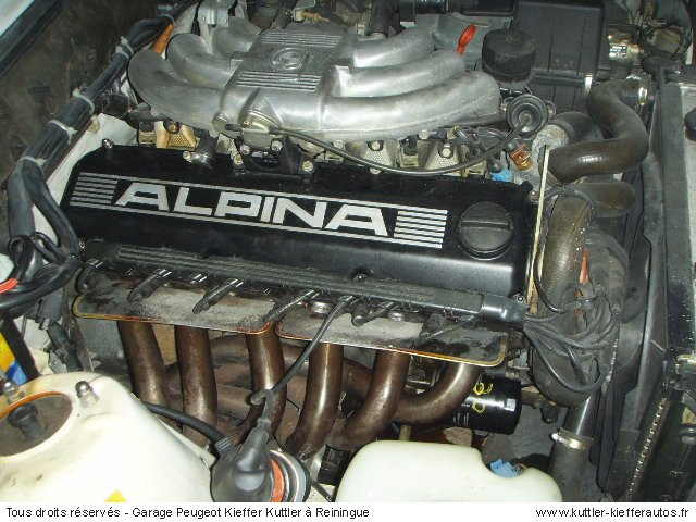 BMW ALPINA E30 B6 3.5L OU 2.8L 1987 - Voiture d'occasion