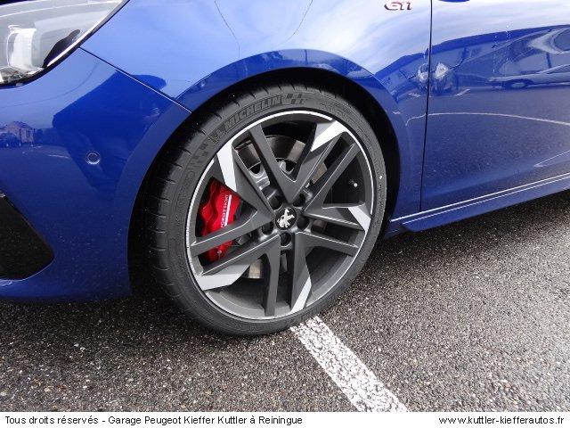PEUGEOT 308 GTI 2018 - Voiture d'occasion