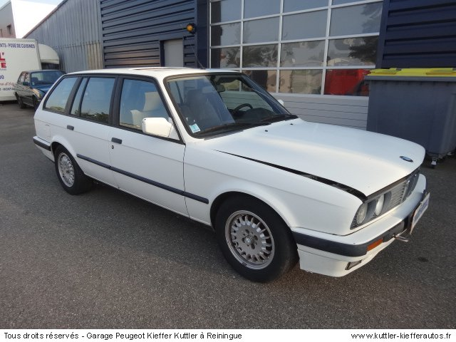 BMW E30 BREAK 318 I 1990 - Voiture d'occasion
