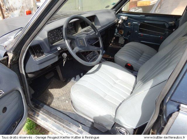 PEUGEOT 604 SL V6 BVA 1979 - Voiture d'occasion