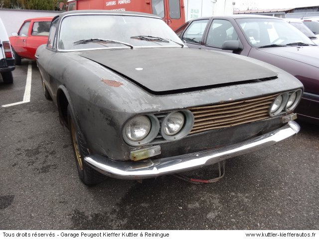 OSI 20M TS V6 2.3L 1967 - Voiture d'occasion
