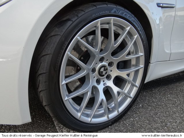 BMW SERIE 1 1M 2011 - Voiture d'occasion