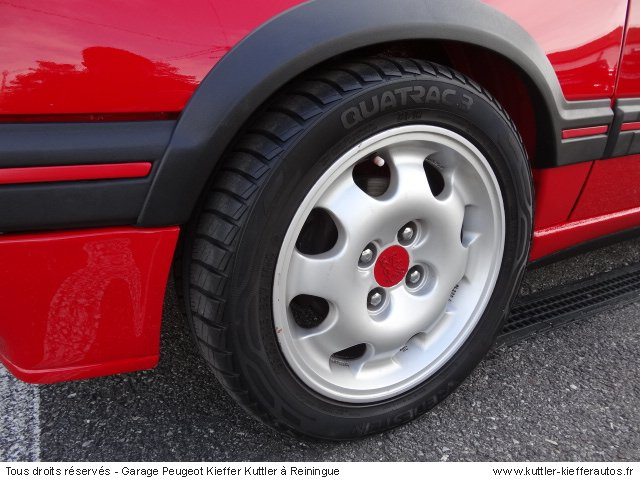 PEUGEOT 205 GTI CTI 1,9 L 105 CV 1991 - Voiture d'occasion
