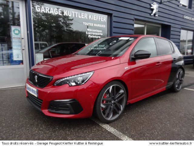 PEUGEOT 308 GTI 263 CH 2019 - Voiture d'occasion