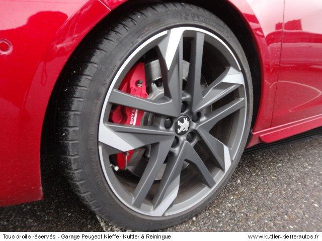 PEUGEOT 308 GTI 263 CH 2019 - Voiture d'occasion